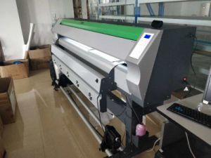 3.2mのDx5/Dx7ヘッド大きいフォーマットのEcoの溶媒プリンター