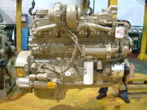 298kw de Dieselmotor Nta855-C400 van de Bouw van de Waterkoeling Cummins