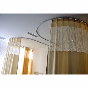 BVの証明の快適な中国の中二階のベッドのカーテン