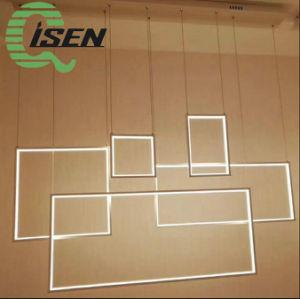 Banheira de venda de luz LED de ecrã plano com marcação CE certificado RoHS