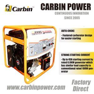 de Generator van de Benzine van de auto-Vernauwing 6.0kw Ssc