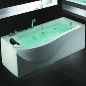 Hot European Style Whirlpool Bathtub (SR512)