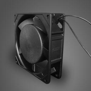 Ventilatori assiali 90*90*25 di CA di industria del compatto della piccola aletta in grande quantità del tubo