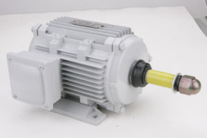 380V 0.9KW ventilador axial para a máquina da Porta de Ar Condicionado com marcação RoHS (RYF-710-0.9KW velocidade única)