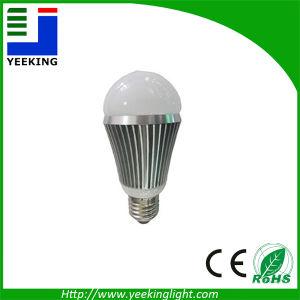 Birnen-Licht der Leistungs-12W LED Aluminium+PC, E27/E26/GU10/B22 vorhanden, 1080lm, CRI90, CER und RoHS