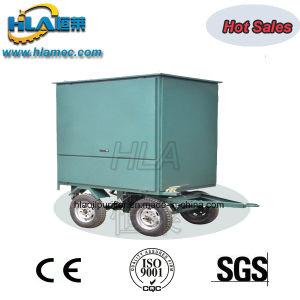 Seguridad a prueba de agua y fiable de la máquina de filtración de aceite del transformador