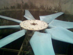 Cooling Tower/FRP BladesかBig Size Cooling Tower FRP FanのためのFRP Fan