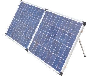 160W panel solar plegable plegable para Camping con caravana