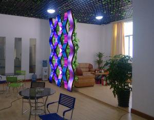 屋内最高は柔らかいモジュールの適用範囲が広いスクリーンが付いているリフレッシュレートのLED表示を