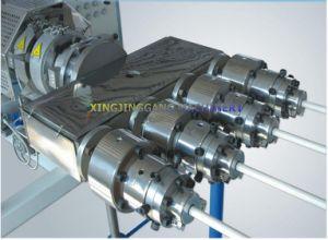 PPR tuyau machine à tuyaux/CPVC Ligne de Production/Ligne de Production du tuyau de HDPE/Ligne/d'Extrusion tuyau en PVC PPR tuyau de ligne de production/tuyau en PVC/PEHD machine à tuyaux de l'extrudeuse