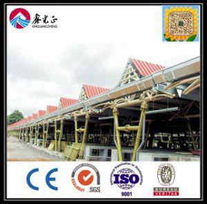 Xgzの鉄骨構造の研修会の/Steelの構造の倉庫(XGZ-152)