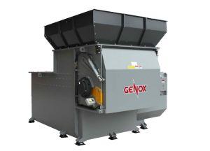 Papel do triturador de máquina de plástico de madeira para trituração de eixo único (BH1500)