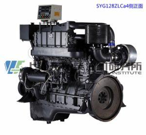 해병, G128, 180kw/1800rpm, Diesel Engine 의 4 치기, 물 Cooled, Direct Injection, Inline, Generator Set, Dongfeng Engine를 위한 상해 Dongfeng Diesel Engine