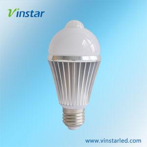 E27 PIR InfrarotGlühlampe-Lampe des bewegungs-Sensor-LED