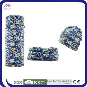 2016枚の習慣によって印刷される安い卸し売り多機能のバンダナ