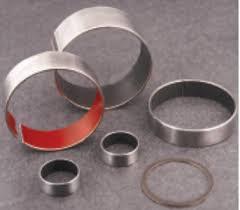 Sf-1dsteel polvo de bronce con fibra de PTFE/Secar los cojinetes (bomba hidráulica)