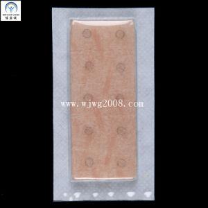 Aiguille de presse scellée avec double plâtre chirurgical brun (A-20D)