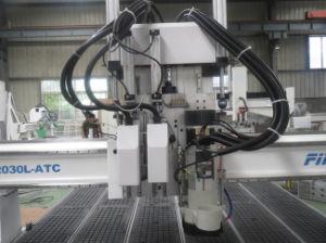 Router CNC la cuchilla oscilante y tangencial la cuchilla de cartón corrugado