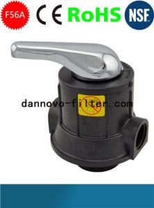 Runxin F56A多機能の手動フィルター制御弁4m3/H