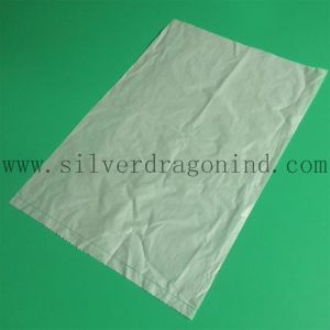 Biodegradable/plástico HDPE bolsas de basura en el rollo, la bolsa de basura
