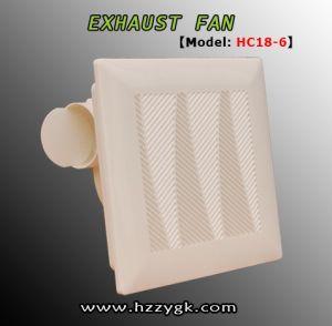 Портативный настенное крепление вытяжного вентилятора на кухне / окно в ванной комнате установлен вытяжной вентилятор (НС)18-6