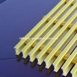Grincement Pultruded en fibre de verre fabriqué en Chine