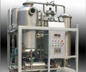 Machine de purification d'huile de cuisine de vide de haute performance