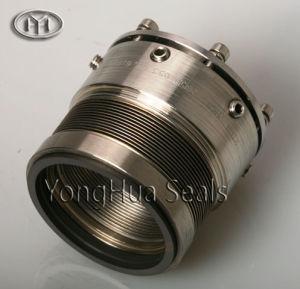 A vedação dos foles metálicos (YH609)