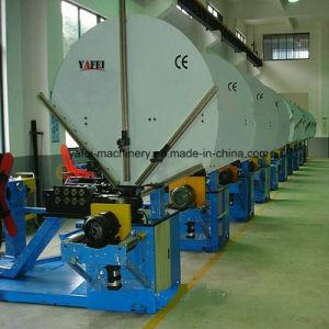 máquina de formação do duto em espiral para tubo tubo redondo fazendo