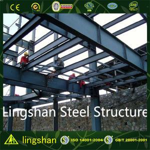 Edificio ligero prefabricado de la construcción del supermercado de la estructura de acero de la ISO