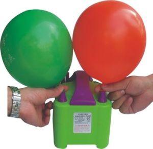 De dubbele Inflator van de Ballon van de Pijp Elektrische voor Partij en het Gebruik van het Huwelijk (HF-PK302)