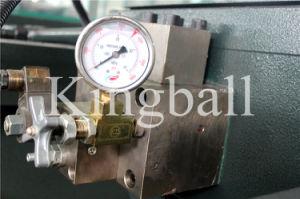 세륨 증명서 CNC 유압 단두대 깎는 기계