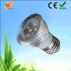 High Power E27 LED Spot Light 3W