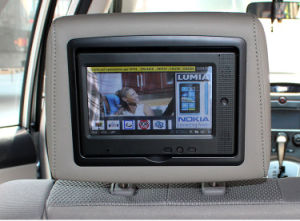 Android 7  Touch Screen Rugged Headrest Monitor per Taxi