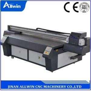 Stampante a base piatta UV stabile di ampio formato per stampa di vetro del portello scorrevole con il migliore prezzo