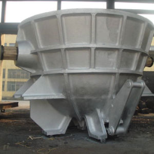 製鉄所および製鉄所のための頑丈なスラグ鍋