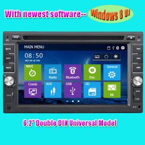 GPS Player (IY6203)를 가진 2DIN Double DIN Car DVD