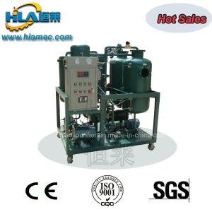 La TVP-300 de residuos de vacío Máquina de filtración de aceite de conducción de calor