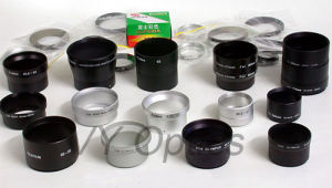 Weitwinkelobjektiv des optischen Konverter-0.65X