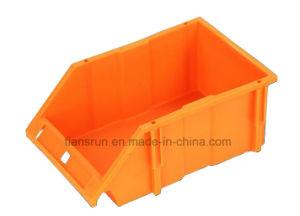 Gavetas empilháveis Material PP a caixa de ferramenta