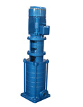 Pompe centrifuge à plusieurs degrés vertical VM