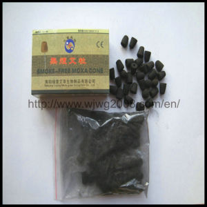 (B-8) Smokeless Moxa sur aiguille 200PCS