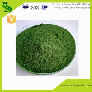 Ci 77288 Poeder CAS no1308-38-9 van de Deklaag van het Oxyde van het Chromium van het Chroom het Groene