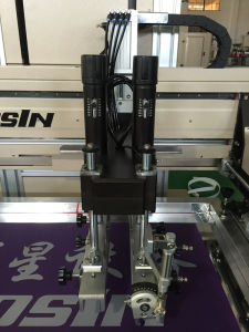 최상 Horizontal Screen Printing Machine (자동 귀환 제어 장치 모터 유형)