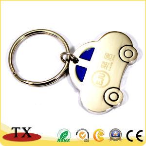 Kundenspezifisches Schlüsselhalter-Druck-Firmenzeichen