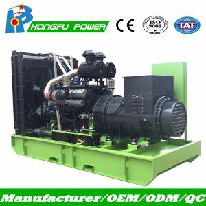 Gerador Diesel Shangchai Tipo Aberto 800KW de Potência Principal Grupo Gerador
