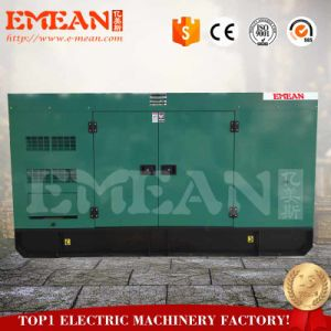 Большая мощность три этапа 900Ква Capopy дизельных генераторных установках с