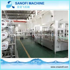 Drinking Water를 위한 3in1 Filling Machine