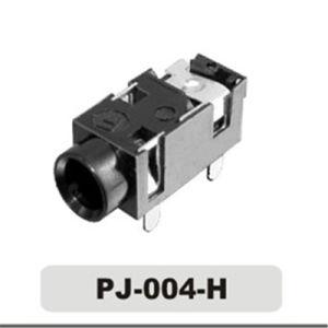 Swiched estéreo 4 postes de teléfono de vídeo Jack de 3,5 mm