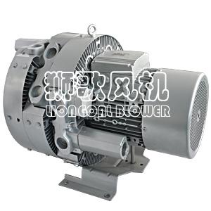 Liga de alumínio de alto fluxo de ar do ventilador de vórtice Industrial para misturar o eletrólito